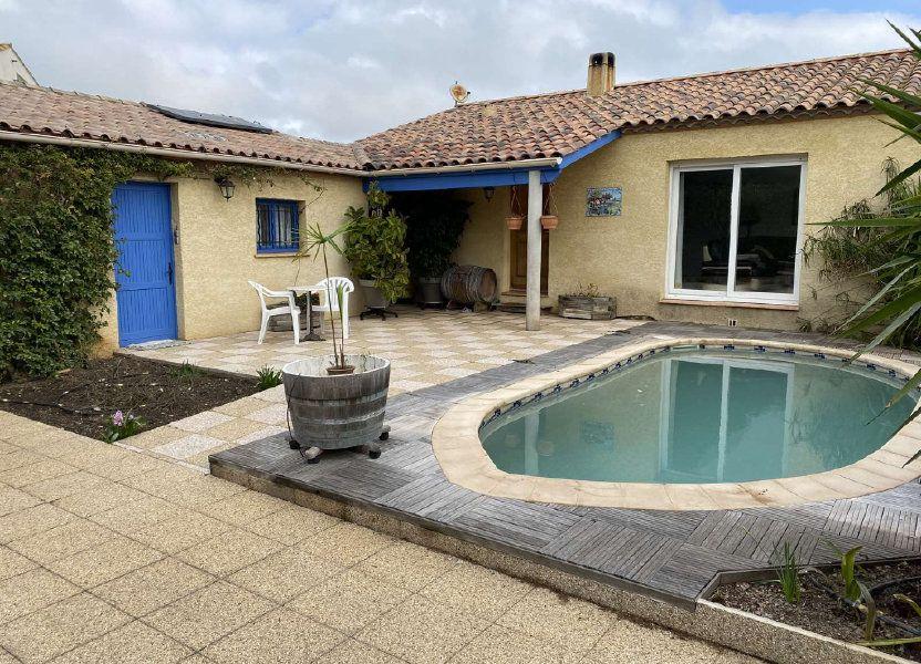 Maison à vendre 127m2 à Frontignan