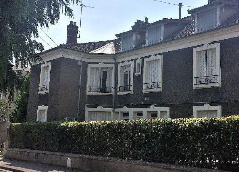 Appartement à louer 40.91m2 à Palaiseau