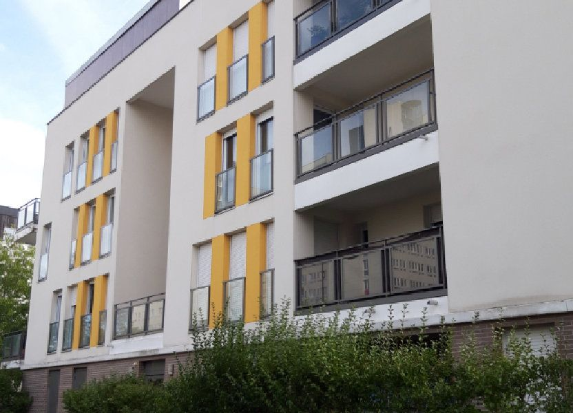 Appartement à louer 61.19m2 à Les Ulis