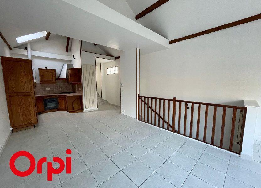 Appartement à louer 67.13m2 à Massy