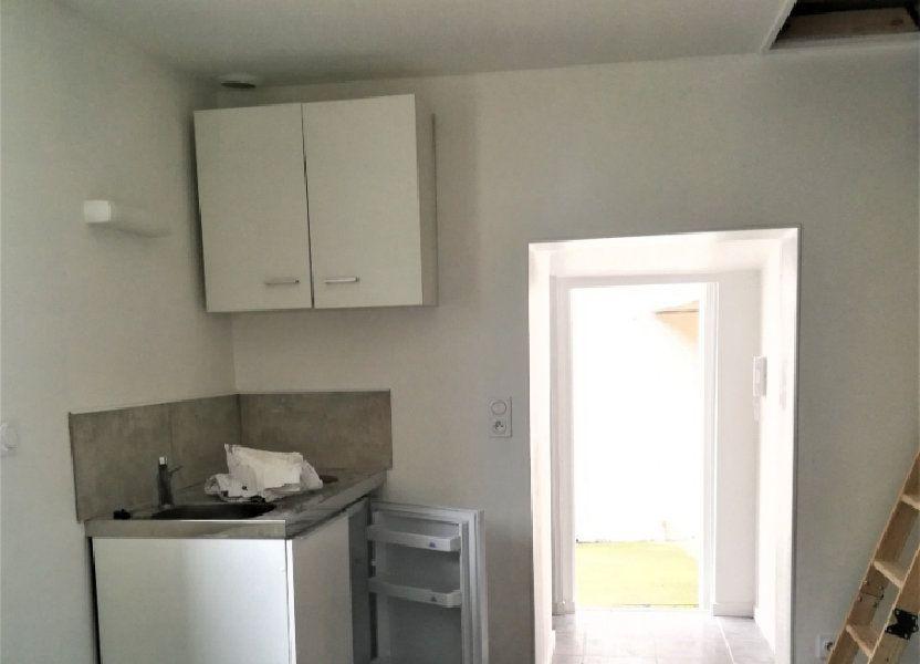 Appartement à louer 23.17m2 à Quimperlé