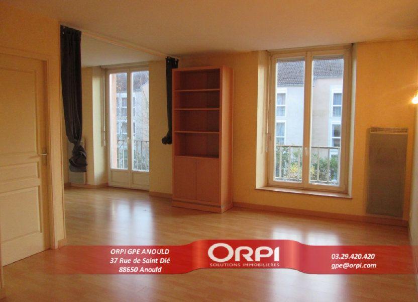 Appartement à louer 37m2 à Saint-Dié-des-Vosges