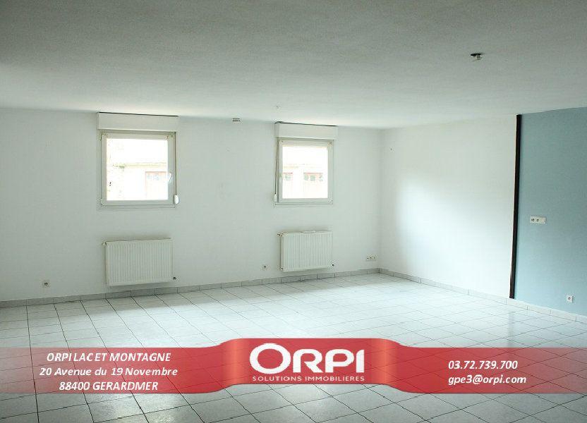 Appartement à vendre 78.08m2 à Gérardmer