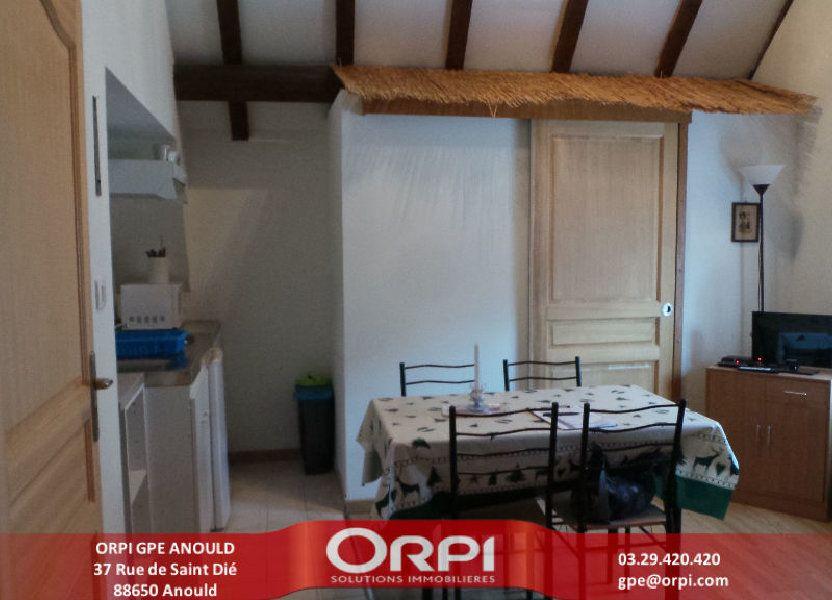 Appartement à louer 30m2 à Saint-Dié-des-Vosges