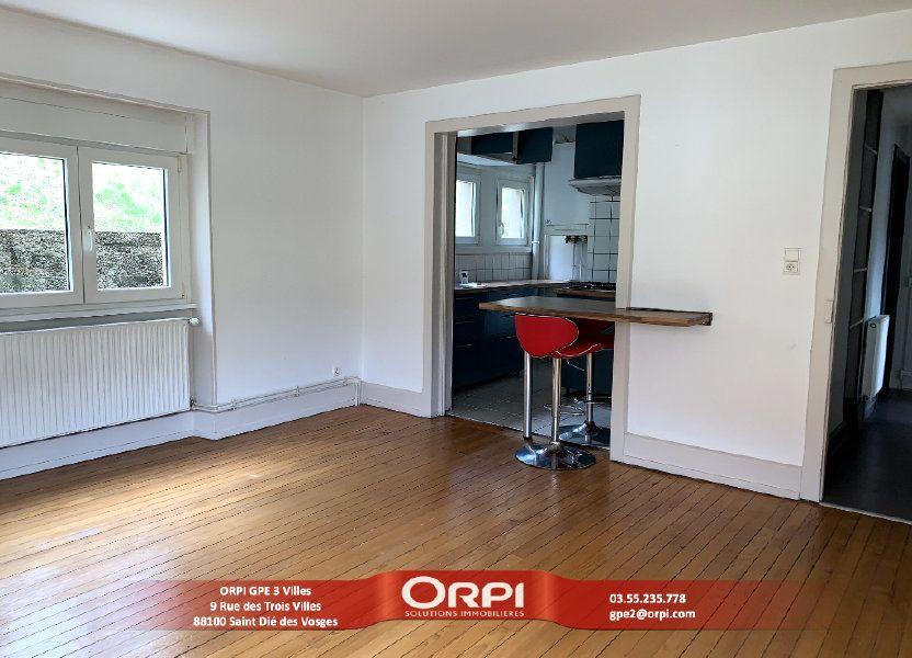 Appartement à vendre 62m2 à Saint-Dié-des-Vosges