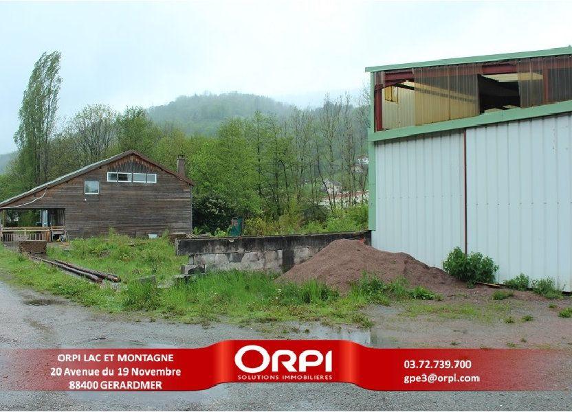 Terrain à vendre 4165m2 à La Bresse