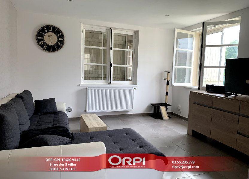 Appartement à louer 50m2 à Saint-Dié-des-Vosges