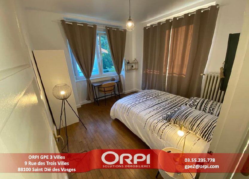 Appartement à louer 107.37m2 à Saint-Dié-des-Vosges