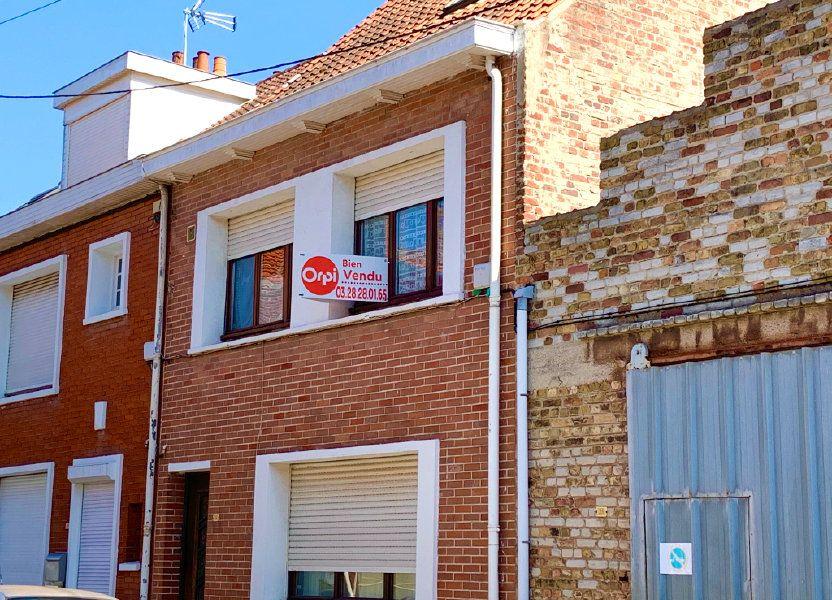 Maison à vendre 120m2 à Dunkerque