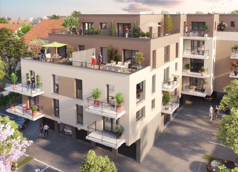 Appartement à vendre 55.4m2 à Dunkerque