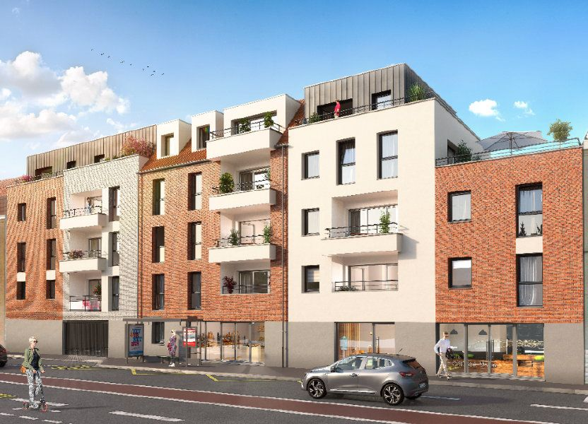 Appartement à vendre 43.5m2 à Dunkerque