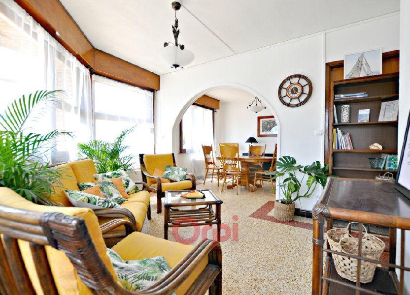 Appartement à louer 55m2 à Bray-Dunes