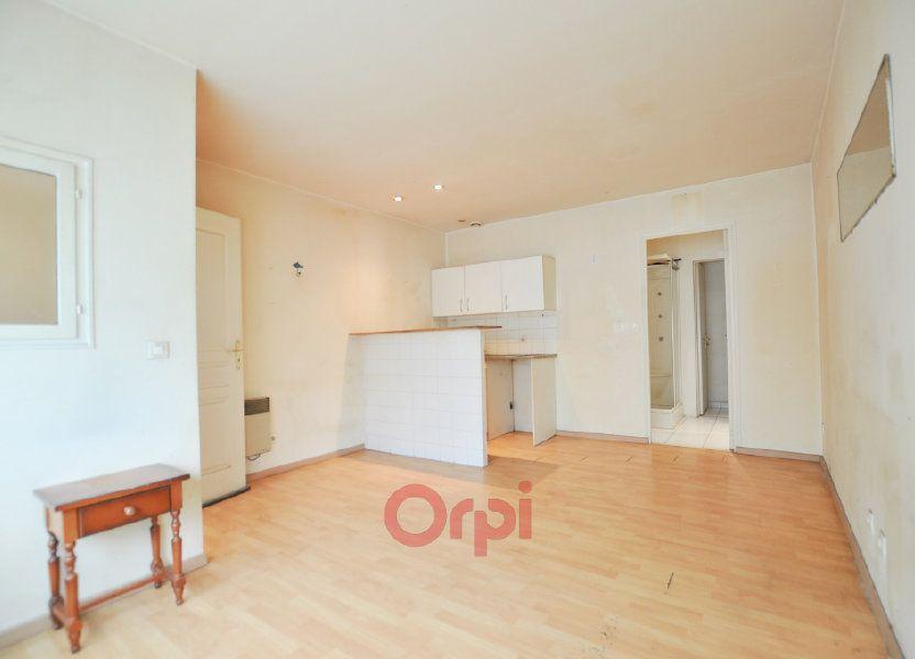Appartement à vendre 25.38m2 à Dunkerque