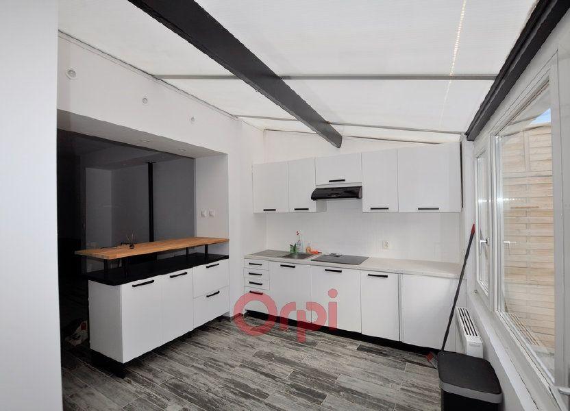 Maison à louer 97m2 à Dunkerque