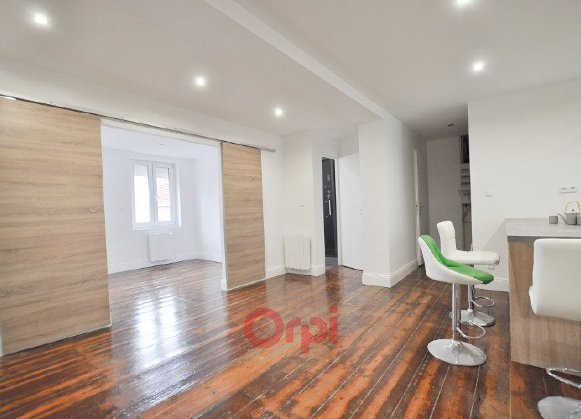 Appartement à vendre 58m2 à Dunkerque