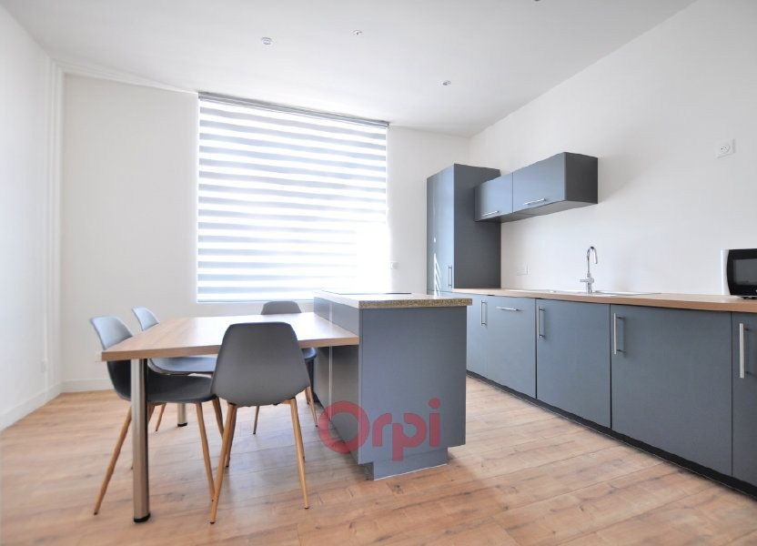 Appartement à louer 52.55m2 à Dunkerque