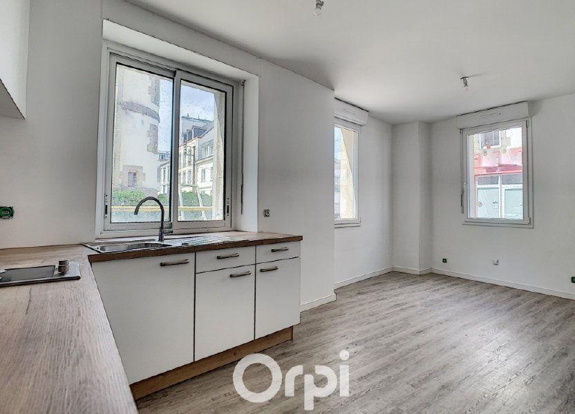 Appartement à louer 27m2 à Lorient