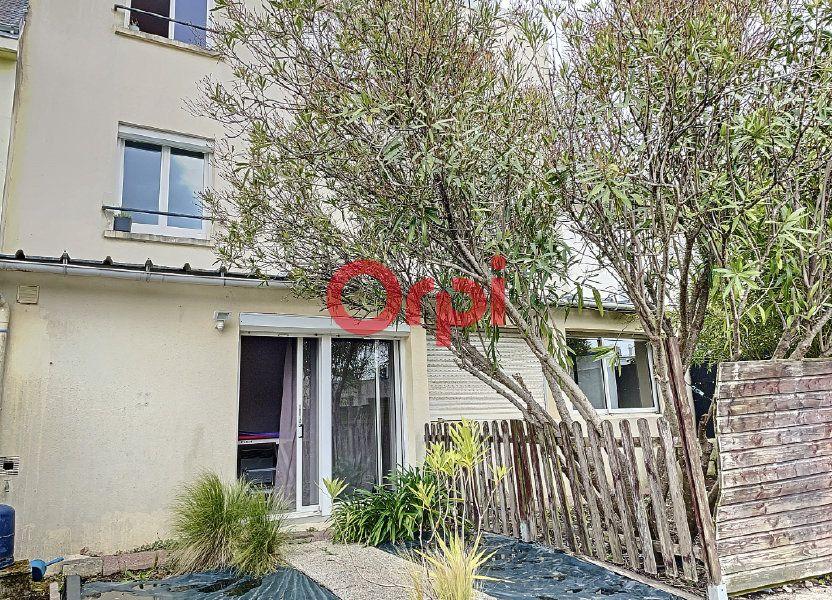 Immeuble à vendre 199.6m2 à Lorient