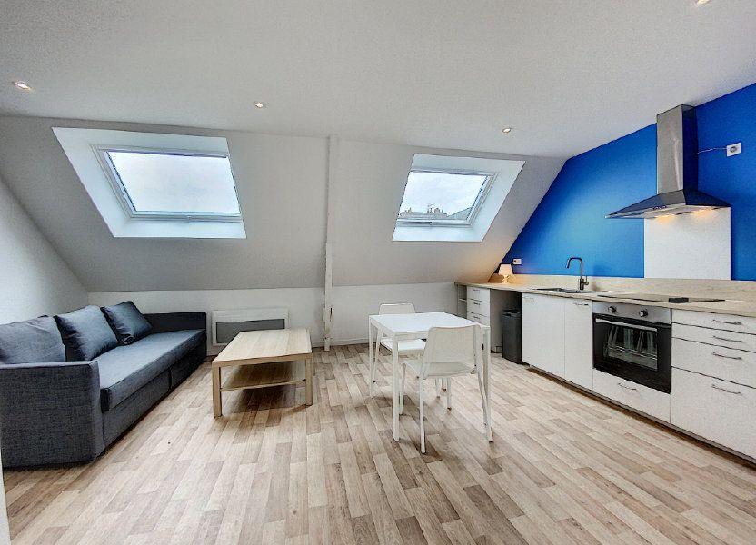 Appartement à louer 36.55m2 à Lorient