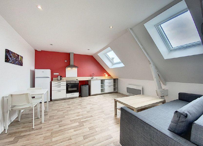 Appartement à louer 34.12m2 à Lorient