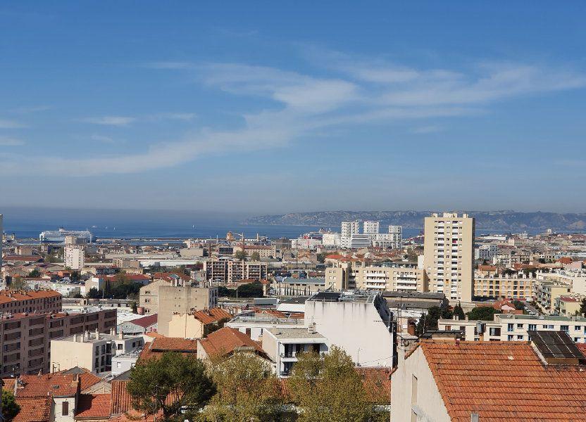 Appartement à vendre 53m2 à Marseille 14