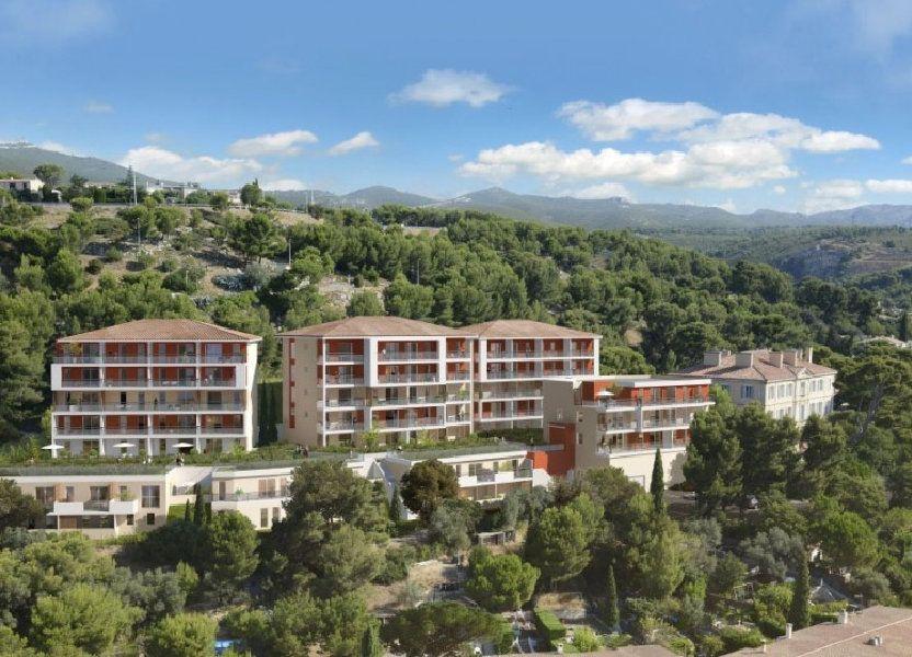 Appartement à vendre 76m2 à Marseille 13