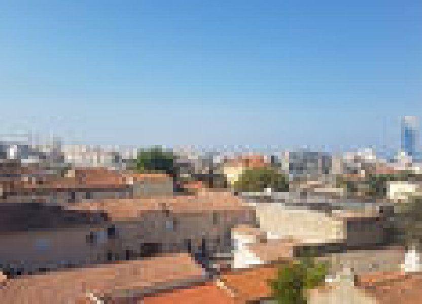 Appartement à louer 77.21m2 à Marseille 3