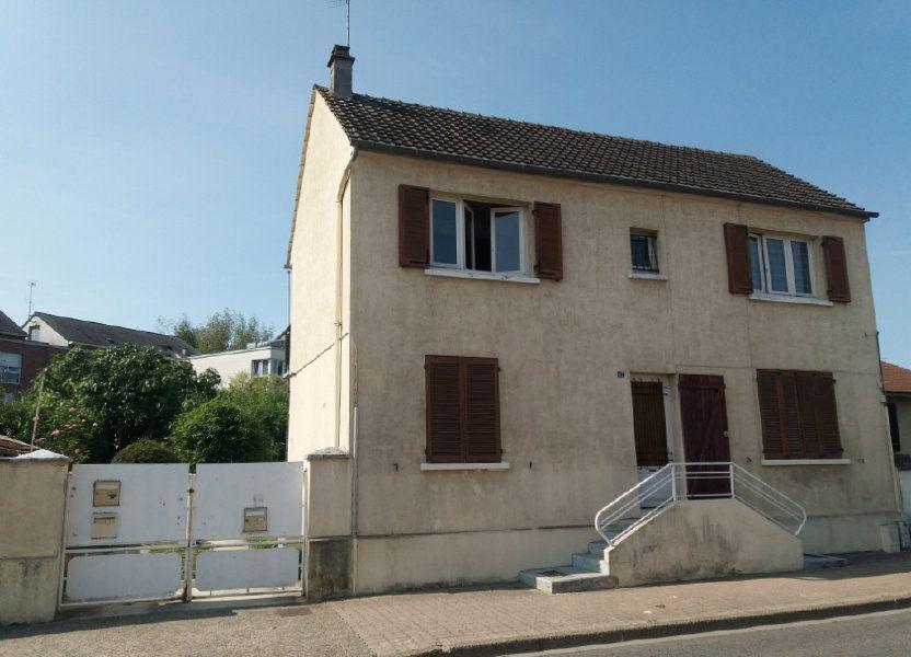 Immeuble à vendre 170m2 à Thourotte