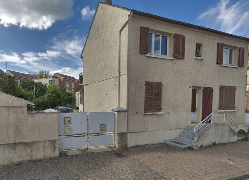 Appartement à louer 29.05m2 à Thourotte