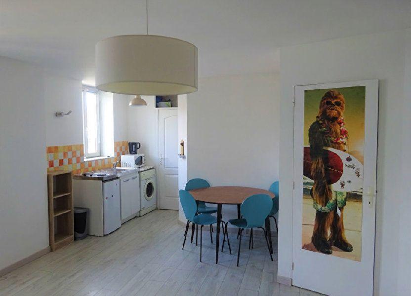 Appartement à louer 40.19m2 à Compiègne