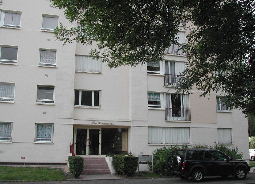 Appartement à louer 85.02m2 à Compiègne