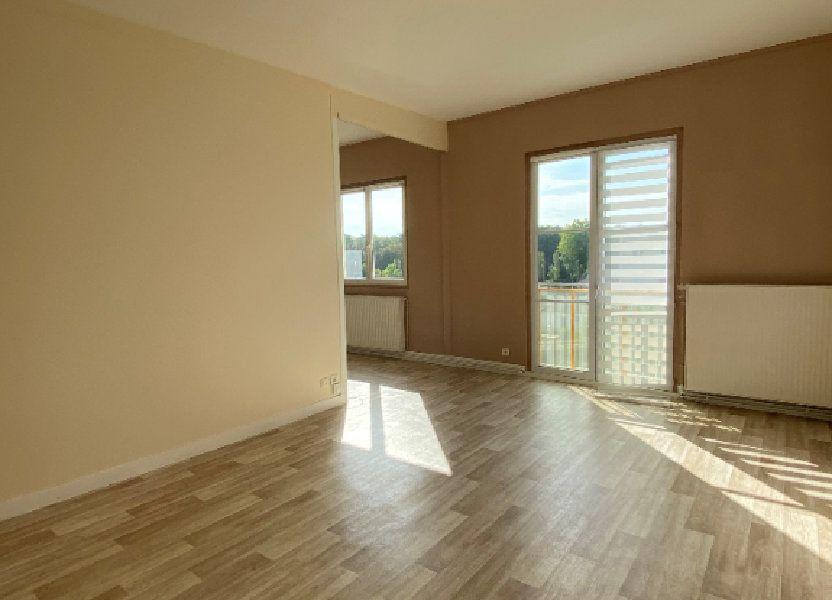 Appartement à louer 62.43m2 à Compiègne