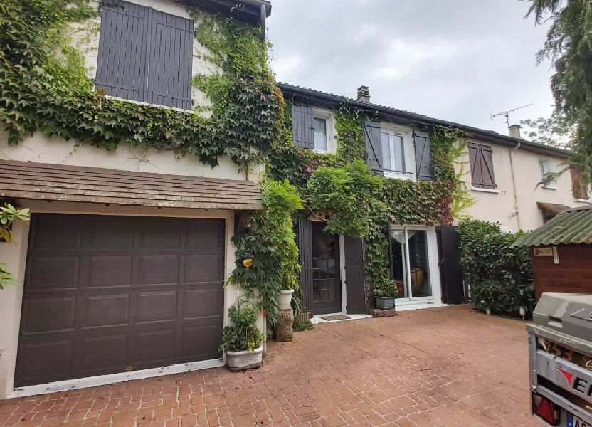 Maison à vendre 125m2 à Compiègne