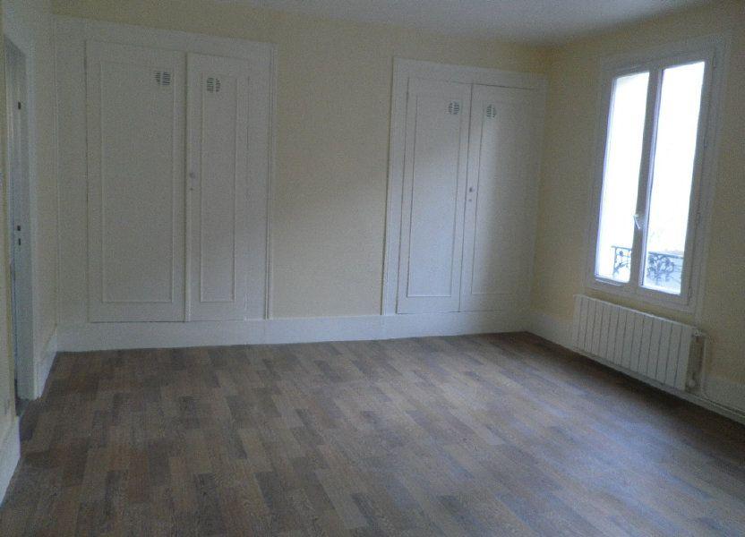 Appartement à louer 57.58m2 à Compiègne