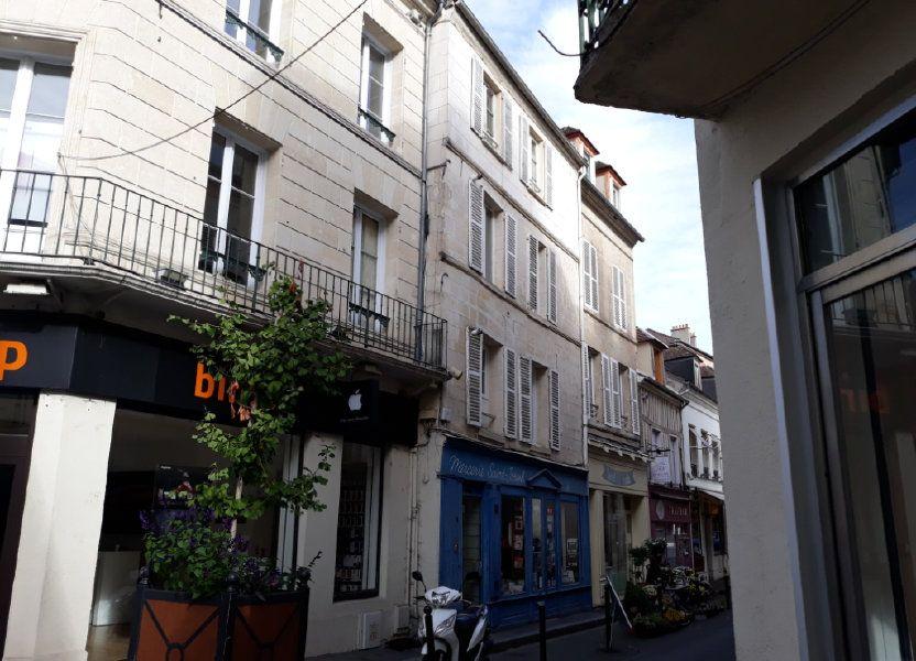 Appartement à louer 52.09m2 à Compiègne