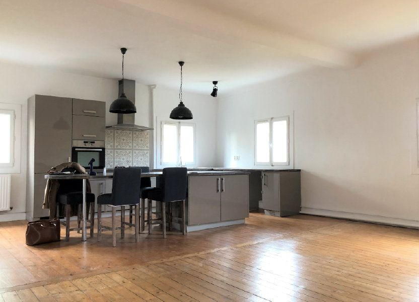 Appartement à louer 88.08m2 à Compiègne
