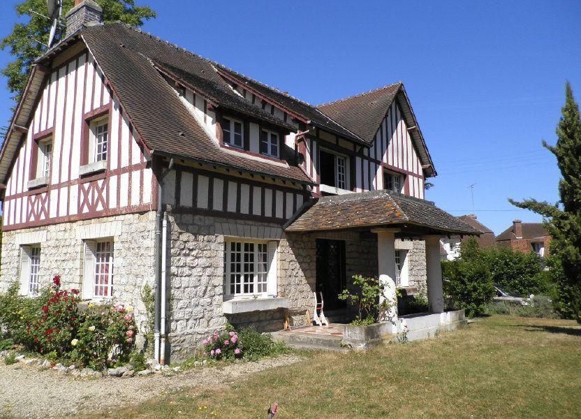 Maison à louer 163.32m2 à Compiègne