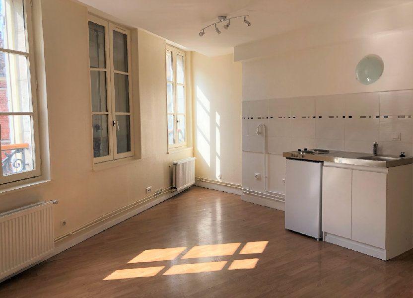 Appartement à louer 25.79m2 à Compiègne