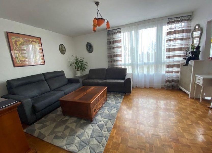 Appartement à louer 72.06m2 à Compiègne