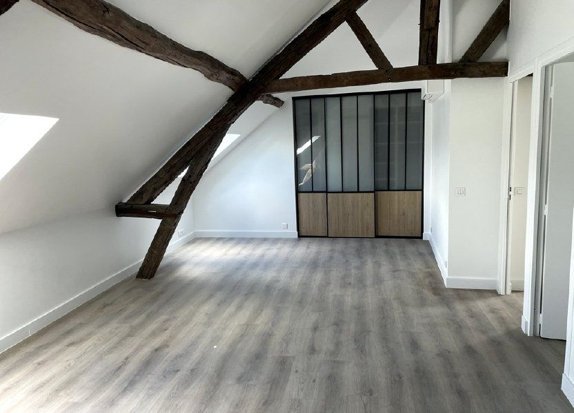 Appartement à louer 34.26m2 à Compiègne