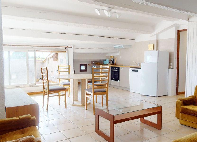 Appartement à louer 48.5m2 à Carqueiranne