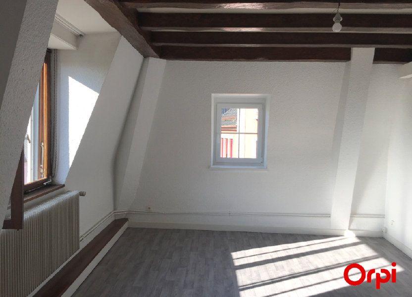 Appartement à louer 80m2 à Thann