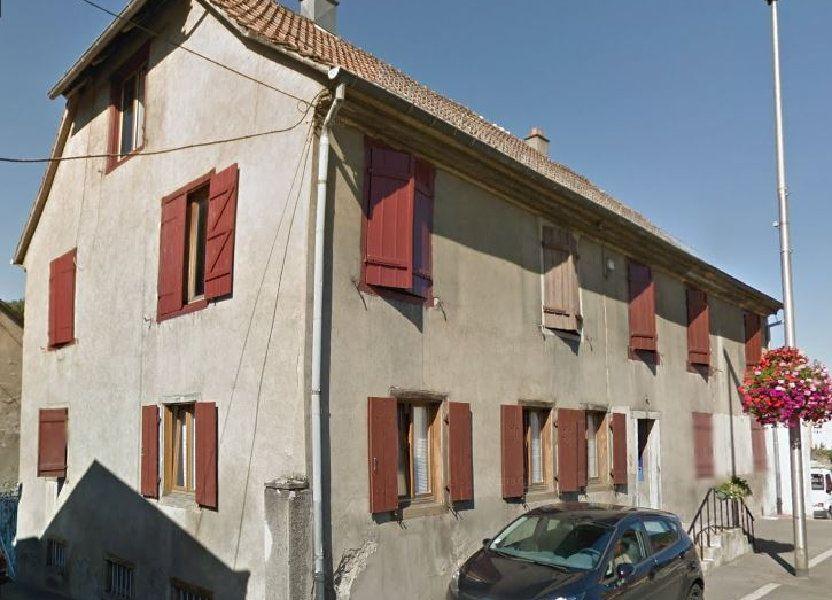 Appartement à vendre 68.29m2 à Willer-sur-Thur