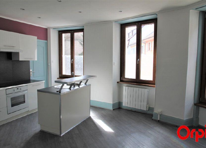 Appartement à vendre 35m2 à Thann