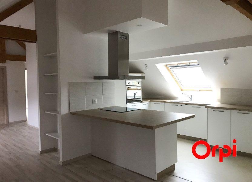 Appartement à vendre 73m2 à Saint-Amarin