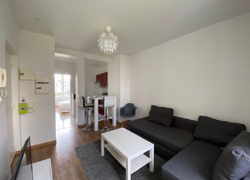 Appartement à louer 32m2 à Brest