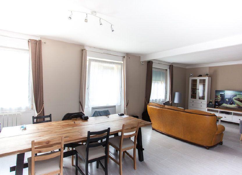 Appartement à vendre 97m2 à Ploudalmézeau