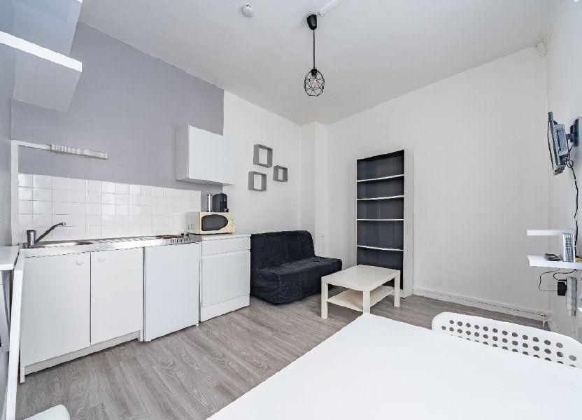 Appartement à louer 19m2 à Rouen
