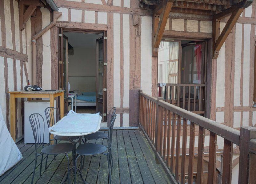 Appartement à louer 38.34m2 à Rouen