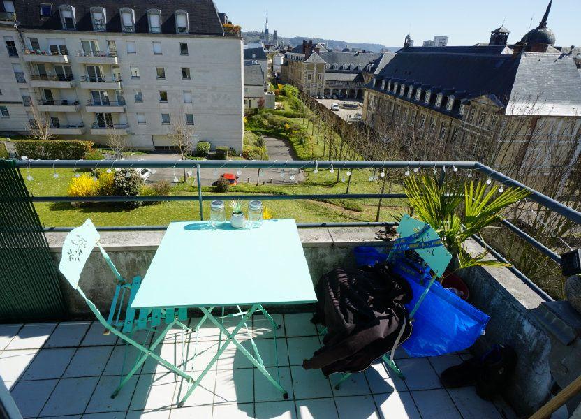 Appartement à louer 55.58m2 à Rouen